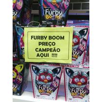 Furby Boom Lançamento 2014 Original E Lacrado Fala Portugues