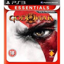 Jogo God Of War 3 Essentials Em Português Para Playstation 3
