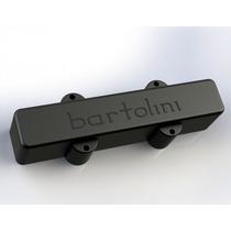 Par Bartolini Jazz Bass Contra Baixo 5 Cordas