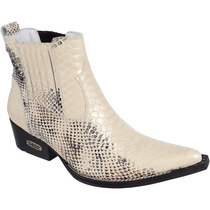 Bota Country Masculina - Anaconda- Botina-capelli Boots