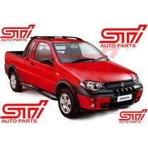 Para-choque Diateiro Fiat Strada Adventure G2 -novo Original