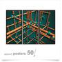 Adesivo Decorativo Quarto Sala Cozinha Banheiro Parede P50