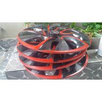Calota Esportiva Red R14