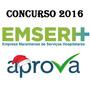 Emserh (ma) 2016 Empresa Maranhense De Serviços Hospitalares