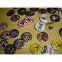 10 Bottons 25mm Botons Buttons - Punk Rock Hc