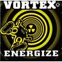 Cd Vortex Energize Drum Nbass Trance Trip Hop Frete Grátis