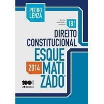 Direito Constitucional - Esquematizado - Lenza 2014 - Ebook