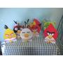 Angry Birds Display De Mesa,festa Infantil,mdf