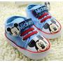 Pronta Entrega Tênis Sapato Sapatinho Bebe Mickey Importado