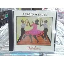 Sergio Mendes Brasileiro Cd Original Bom Estado