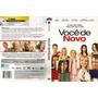 Dvd Você De Novo, Jamie Lee Curtis, Comédia, Original