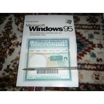 Manual Microsoft Windows 95 Original.
