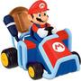 Mario Kart Miniatura Carrinho De Fricção Dtc 3529 Mario