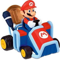 Carrinho Fricção Mario Kart World Of Nintendo Dtc 3529 Mario
