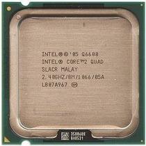 Processador 775 Intel Core 2 Quad Q6600 2.40ghz 8m + Cooler