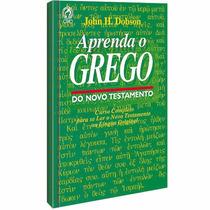 Aprenda O Grego Do Novo Testamento Livro + Cd - Frete Grátis
