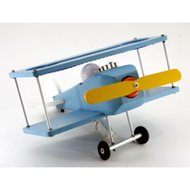Avião Luminária De Mesa - Frete Grátis