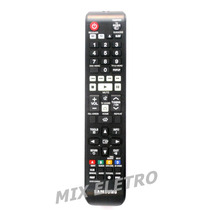 Controle Remoto Home Theater Blu-ray 3d Samsung Ht-f5525wk