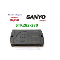 Stk282-270 Stk 282-270 Sanyo Original Amplificador Stereo