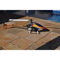 Helicoptero Velocity 50 Motor O.s 55 Raptor Flybarless