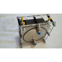 Kit Gerador De Hidrogênio - Célula Para Motores Ate 2.4