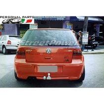 Vw Golf 4 99/06 Spoiler Traseiro