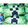 10 Travesseirinho Almofada Lembrancinha 40x20 Lego Minecraft