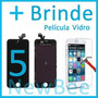 Tela Touch Display Lcd Iphone 5 5c 5s + Birnde Pelicula