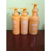 Nppe Shampoo Condicionador E Mascara Shrd Shine