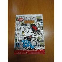 Sacola Disney Plastico Papel Presente Tam Pp Mickey Minnie