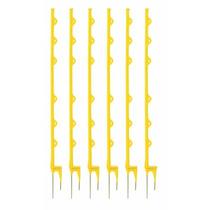 Postes (varetas) Plásticas Para Cerca Elétrica - Emb. Com 6