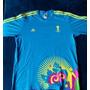 Camiseta/t-shirt Adidas Voluntário Copa World Cup Brasil2014