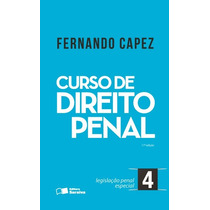 Curso De Direito Penal - Vol. 4 11ª Ed. 2016 Fernando Capez