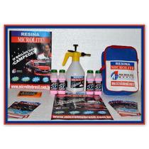 Cera Líquida Resina Microlite Profissional 150 Aplicações