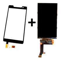 Display Lcd + Tela Touch Xt919 Xt920 Motorola Razr D3 Pronta