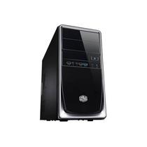 Gabinete Micro Atx Coolermaster Elite 344 Preto Piano - Sem