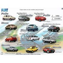 Catálogo De Peças De Reposição - Fiat & Alfa Romeu - Carros
