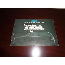 Manual Original Fiat Tipo 1995 1.6 2.0 95