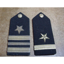 Platinas Us Navy - Par 1