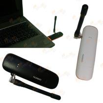 Modem 3g Huawei E173 Desbloqueado Windows Tablet Com Antena