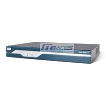 Roteador Cisco 1841 V06 Com 64mb Flash Card 256mb Dram