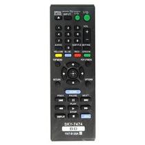 Controle Remoto Rmt-b107a P/ Bluray Sony Bdp-s370 S470 S570