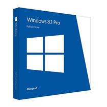 Windows 8.1 Pro Original Chave P/ Ativação 32/64 Bits !!!