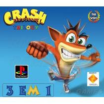 Crash Bandicoot Trilogy Patch Crash Collection Ps1 Psone