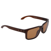 Óculos Masculino Oakley Holbrook Matte Rootbeer Bronze Polar