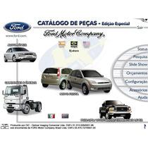 Catálogo Eletrônico De Peças Ford - Carro/caminhões/ônibus
