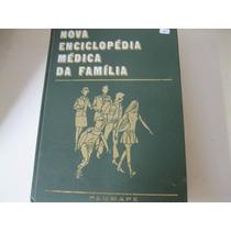 Livro = Nova Enciclopédia Médica Da Familia - Com 4 Volume