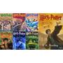 Cole��o Harry Potter Capa Original (7 Livros) #