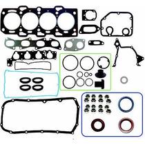 Junta Kit Retifica Motor C/retentores Fiat Marea 1.8 16v 00/