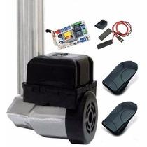 Kit Motor Portão Automatizador Basculante Ppa 1/3